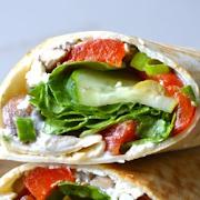 Greek Wrap (choice of protein)