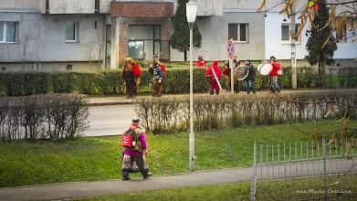 Photo: 2015.12.24 - Calea Victoriei - Cu ursul