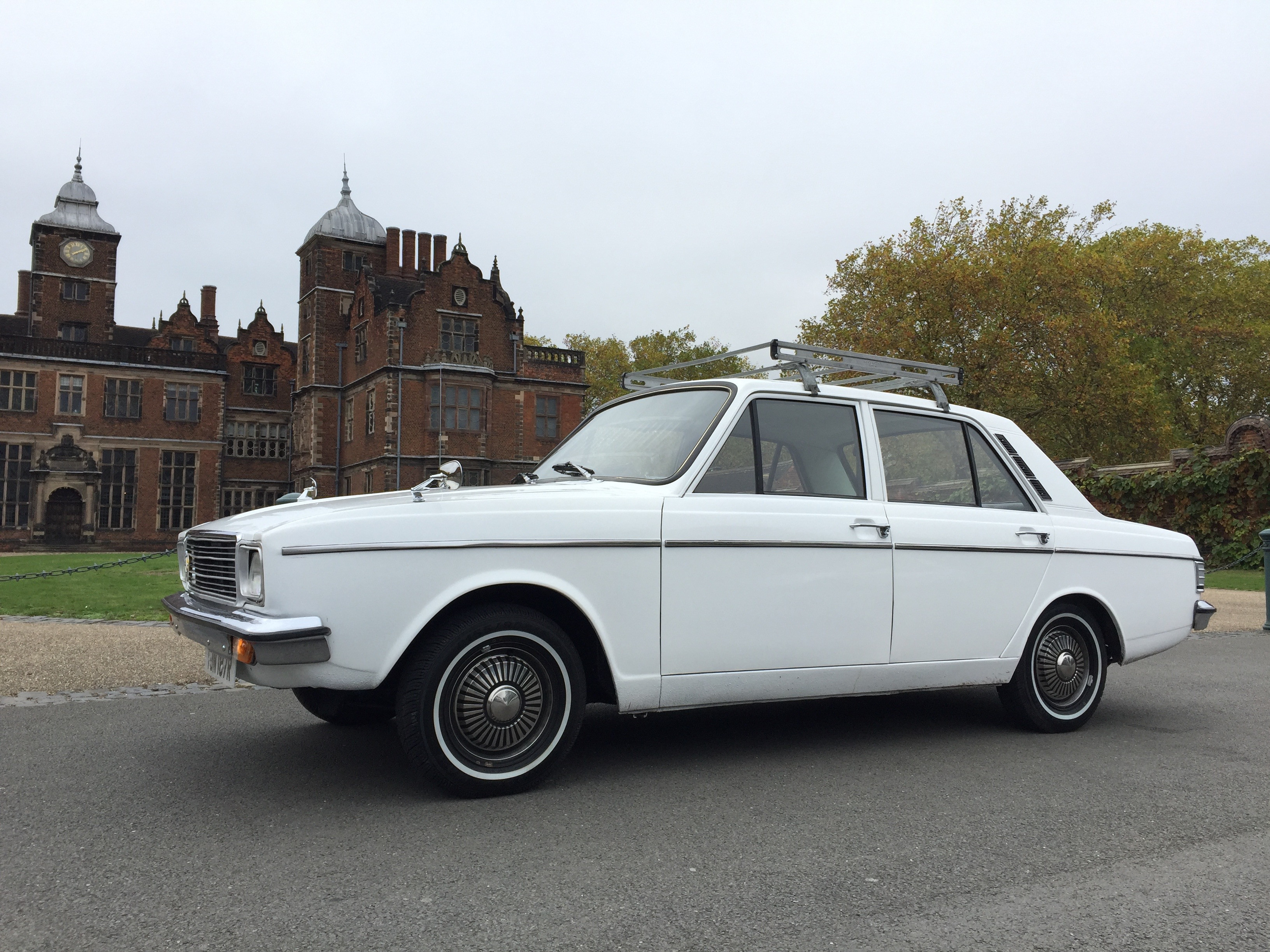 Hillman  Hunter Hire Birmingham