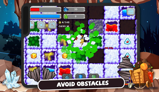 Digger Machine: dig and find minerals 2.7.0 screenshots 9