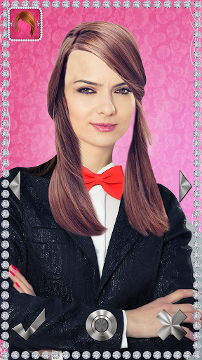 玩攝影App 有名人のヘアスタイルフォトモンタージュ免費 APP試玩