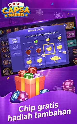 Capsa Susun Online:Poker Free screenshots 3