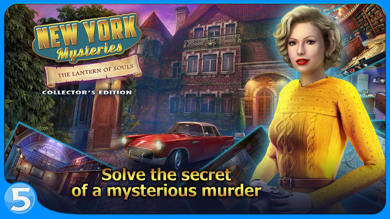 New York Mysteries 3 (Full) Screenshot 0