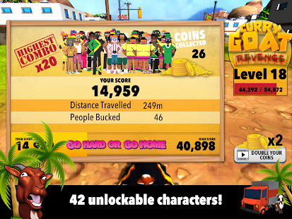 Curry Goat Revenge- screenshot