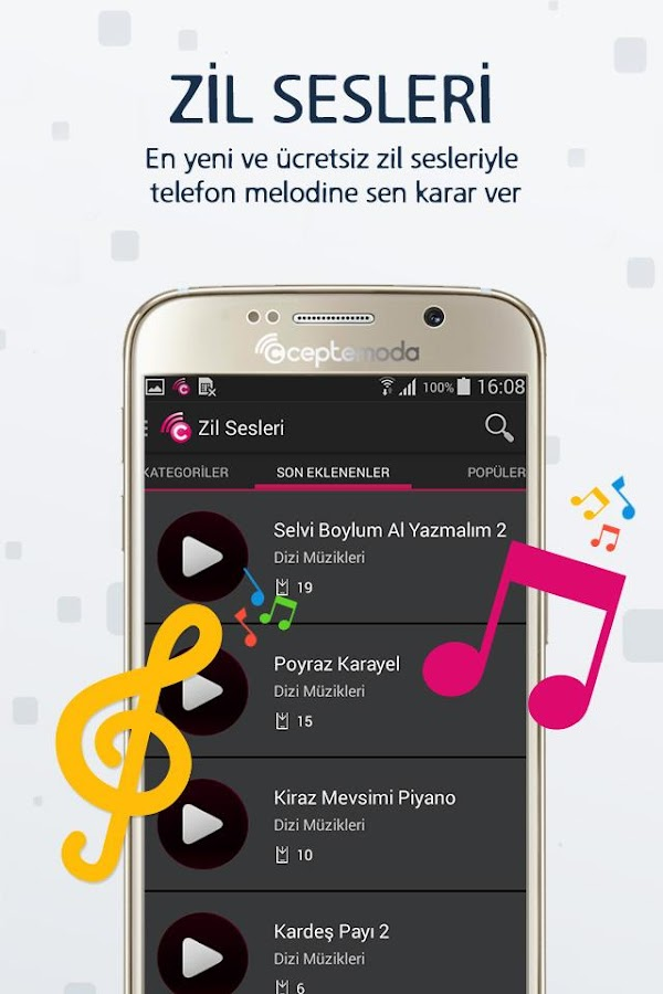 CepteModa- screenshot