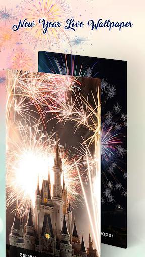 New Year 2019 Live Wallpaper 1.0 screenshots 3