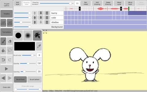 RoughAnimator - animation app v1.4.6