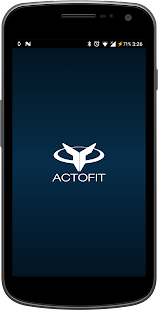 Actofit Android Wear (Unreleased)- screenshot thumbnail