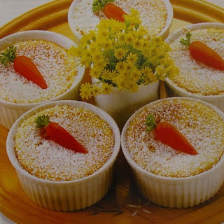 Carrot Soufflè