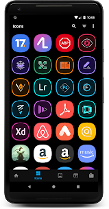 UX Experience S9 – Icon Pack APK 4