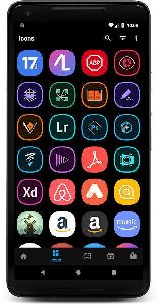 UX Experience S9 – Icon Pack v1.3 [Patched]