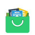 News bags (can be read even outside the radio) icon