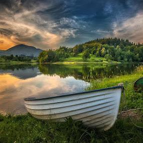 by Vasja Pinzovski - Landscapes Waterscapes