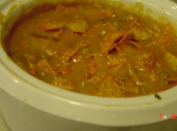 Crockpot Enchiladas Recipe