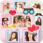Collage Maker Pic Grid : PhotoGrid + Video & Pic Icon