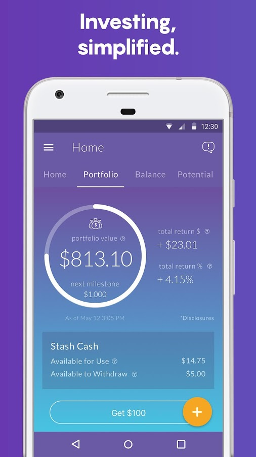Stash Invest: Start Investing- screenshot
