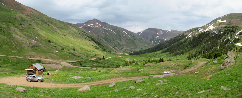 Photo: West Fork panorama