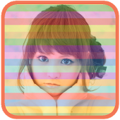 Rainbow Photo Frame