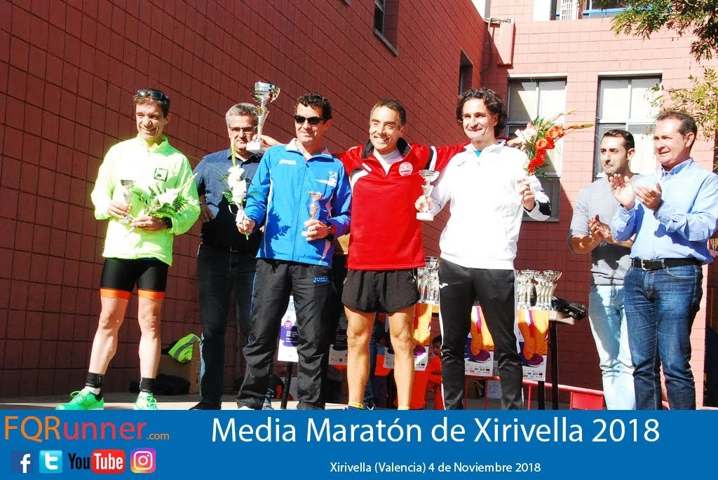Fotos Media Maratón de Xirivella 2018