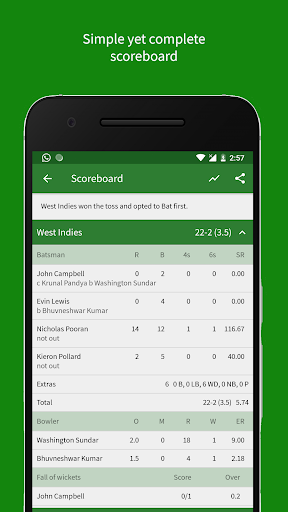 Cricket Scorer filehippodl screenshot 3