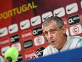 """Fernando Santos : """"Le Portugal est candidat pour gagner l'Euro"""""""
