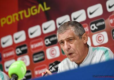 """Fernando Santos après la qualification du Portugal :""""Souffrir aide aussi à grandir"""""""