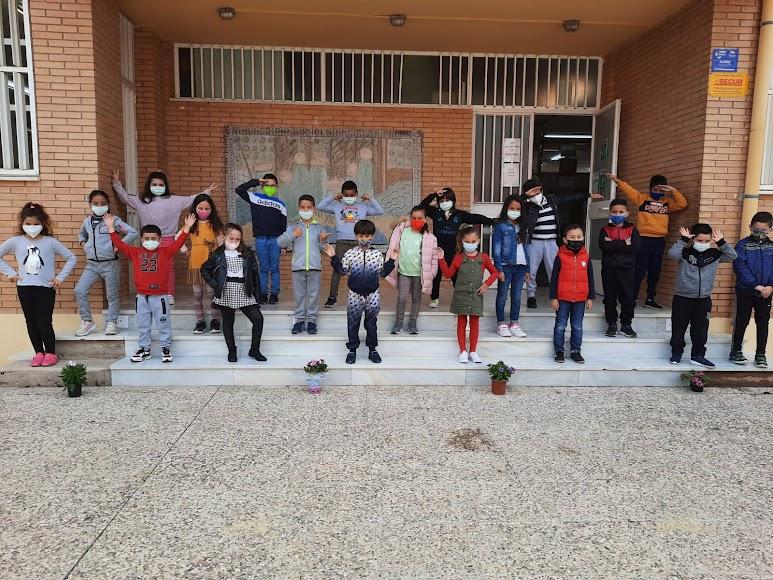 ALMERÍA - EL ALQUIÁN CEIP San Vicente. 1º de Primaria