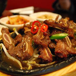 Korean Galbi Beef