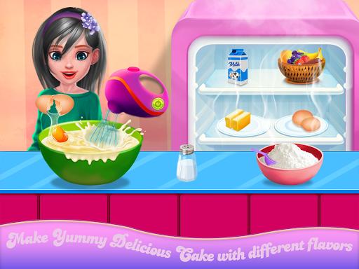 Cake Maker Baking Kitchen  screenshots 15