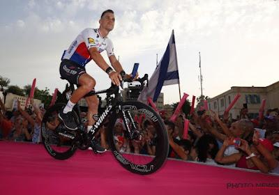 Zdenek Stybar legt uit waarom hij dinsdag zijn kansen niet kon verdedigen in Giro-rit op maat