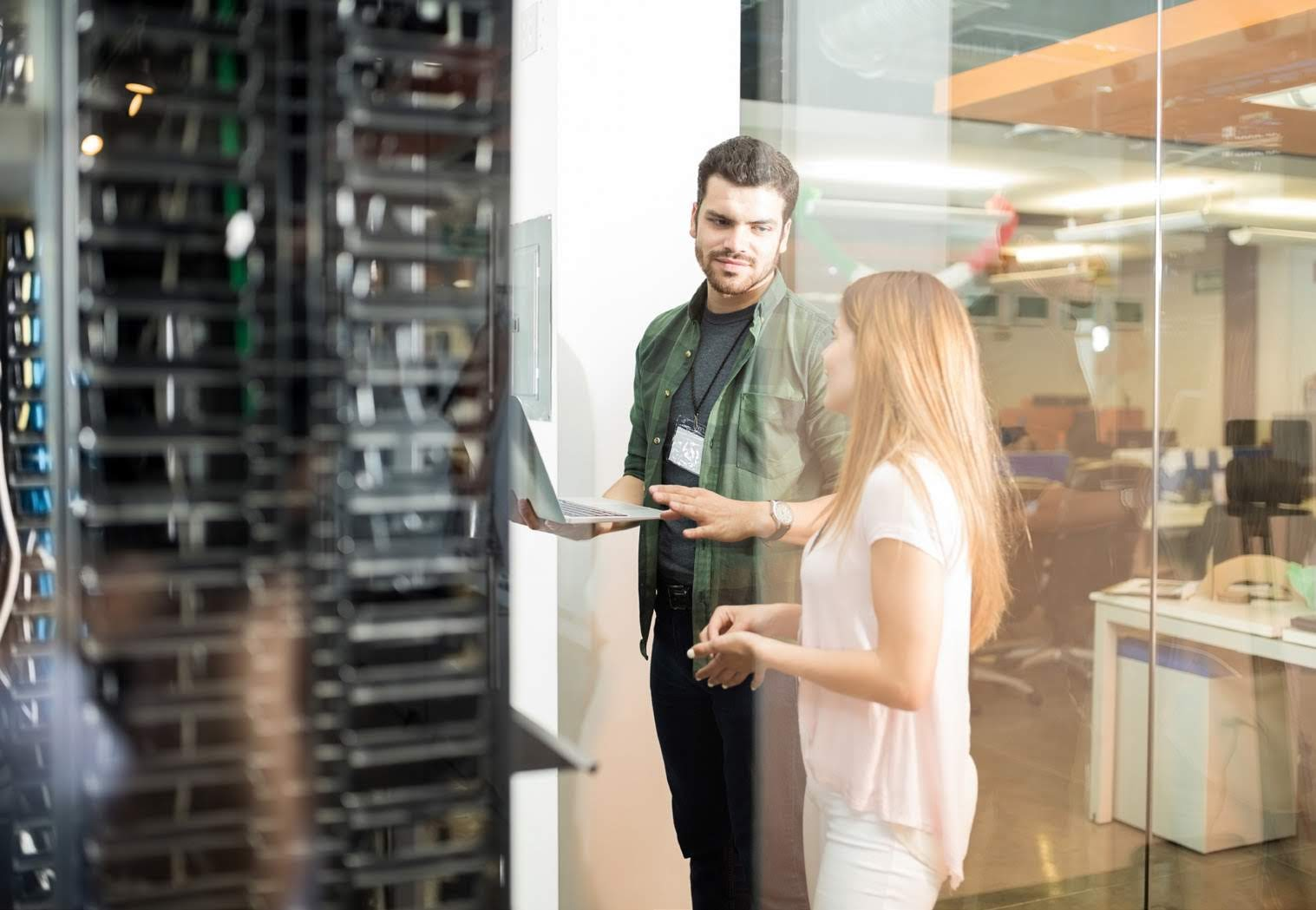 Maintain business continuity with off-site data backup