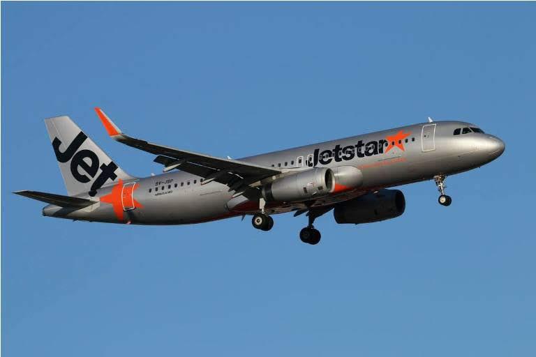 Naik pesawat jetstar dari Ngawi ke Jakarta