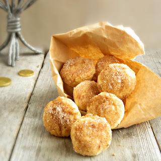 Baked Jelly Doughnuts (Sufganiyot)