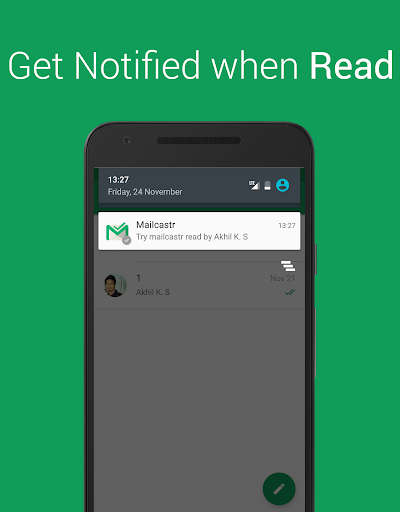 Mailcastr- Read receipts for Gmail and Gsuite 2.0.39-2559b2e screenshots 2