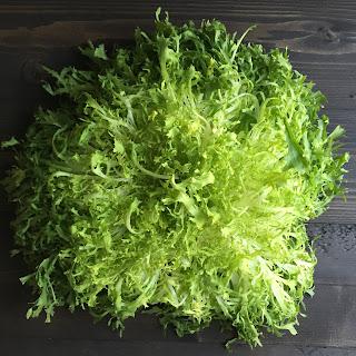 Lyonnaise Salad Crostini