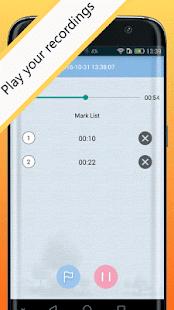 Voice Recorder (No Ad) Screenshot