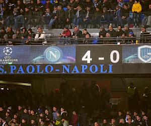 Ligue des champions : Genk prend l'eau à Naples tandis que Liverpool s'impose à Salzbourg