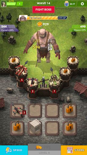 Idle Arrows screenshot 4