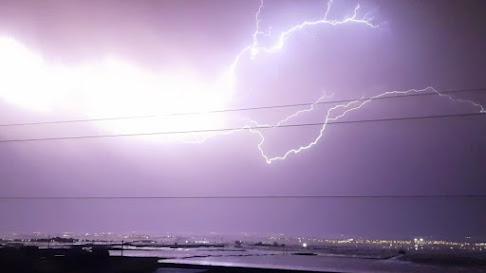 Imagen extraída del vídeo de La parada del Stormchaser.