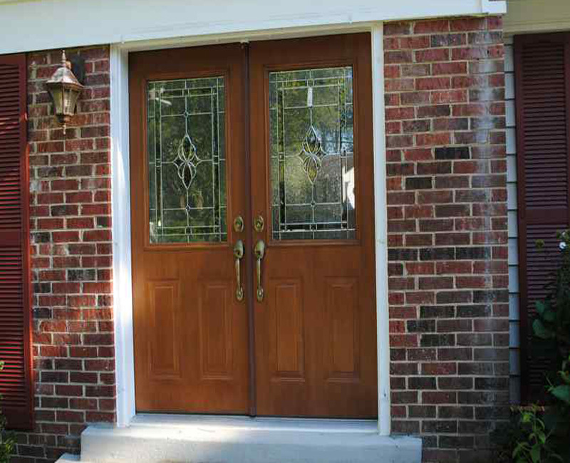 Modern Custom Front Entry Doors Wood From For