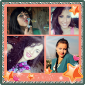 Selfie Photo Collage Effects