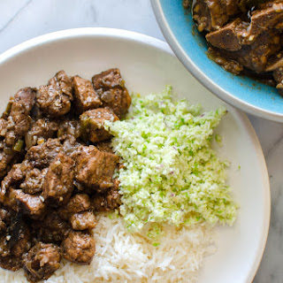 Sri Lankan Black Pork Curry