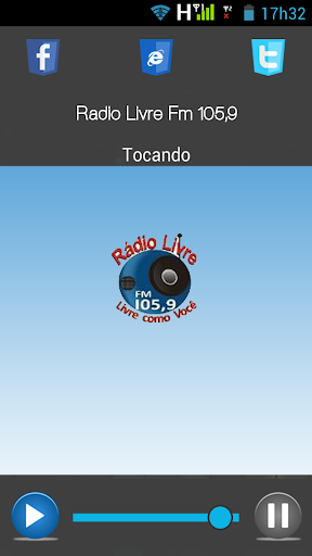 Rádio Livre Fm 105 9