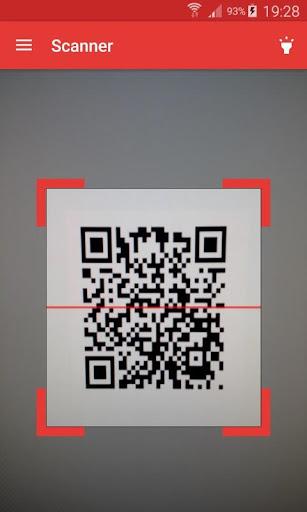 ScanDroid QR & Barcode scanner 1.9.1 screenshots n 1