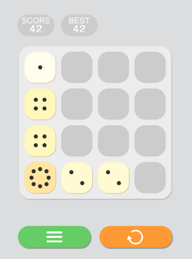 domino switch puzzle- screenshot