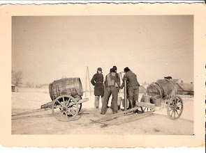 Photo: Weapons dealing  The Polaske (Polacks) earn their money and the rich Polacks are gettting richer. Milec 1-12-41