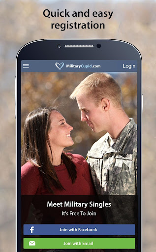 MilitaryCupid - Military Dating App 2.3.9.1937 screenshots 1