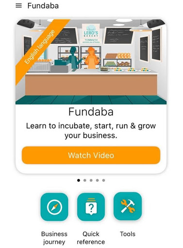 FNB's Fundaba is now available on the FNB app.