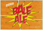 Dry Bitter Citra Bale Ale
