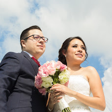 Wedding photographer David Saldaña (davidsaldana). Photo of 17.02.2016